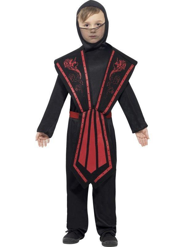 Ninja Costume Child  sc 1 st  Party Bits and Bobs & Ninja Costume Child